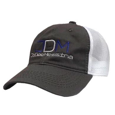 Jo Dee Messina Charcoal and White Ballcap
