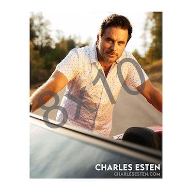 Charles Esten 8x10- White Shirt