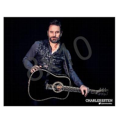 Charles Esten 8x10- Black Shirt
