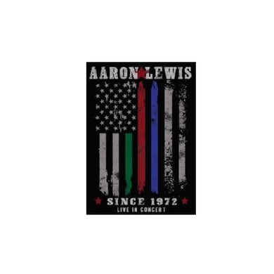 Aaron Lewis First Responders Sticker