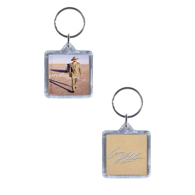 Gary Allan Smoke Rings In the Dark Keyring