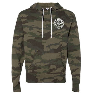 Forest Camo Pullover Hoodie