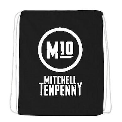 Mitchell Tenpenny Black Drawstring Bag