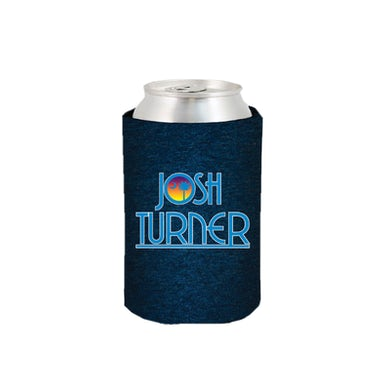 Josh Turner Navy Can Coolie