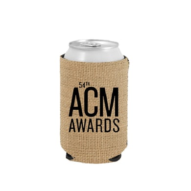 Academy of Country Music 54th ACM Awards Burlap Coolie