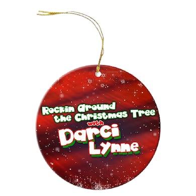 Darci Lynne Christmas Red Ornament