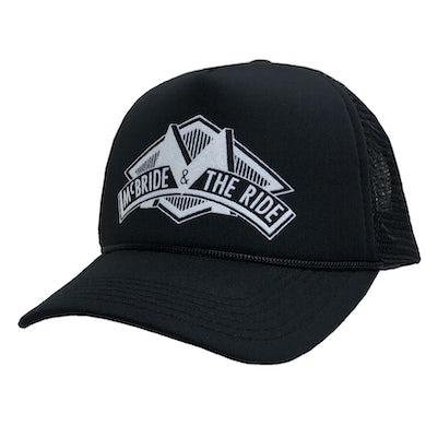 Terry McBride McBride and the Ride Black Trucker Hat
