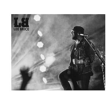 Lee Brice Live 8x10