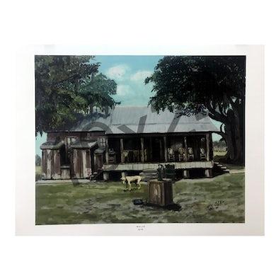 Mel Tillis Print- Horse Creek