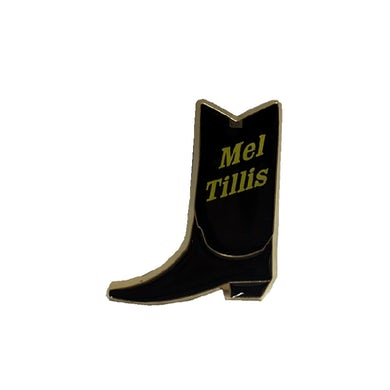 Mel Tillis Metal Magnet
