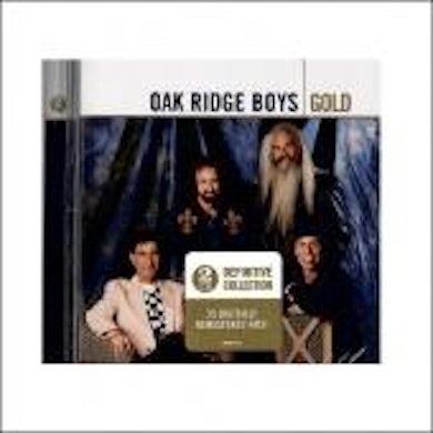 The Oak Ridge Boys CD- Gold