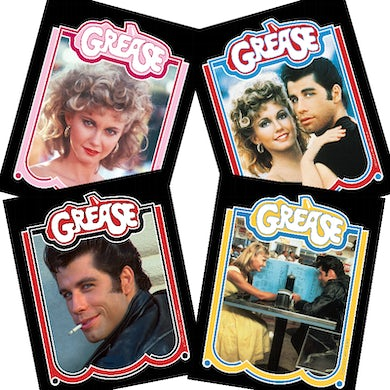 Grease Photo Set