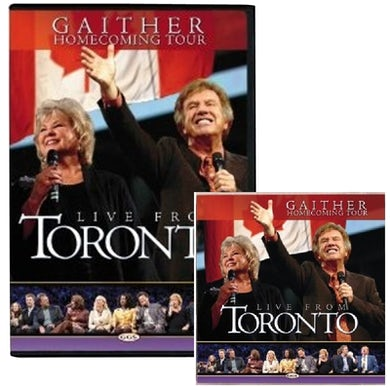 Guy Penrod Live From Toronto DVD and CD Bundle