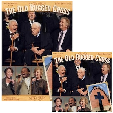Guy Penrod Gaither Band Old Rugged Cross DVD and CD Bundle