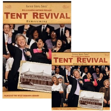 Guy Penrod Tent Revival DVD and CD Bundle