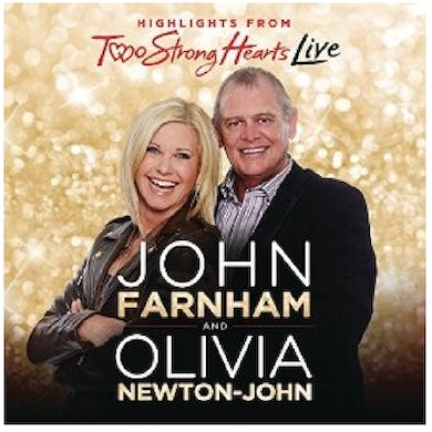 Olivia Newton John CD- Two Strong Hearts LIVE