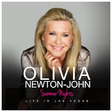 Olivia Newton John CD- Live in Vegas