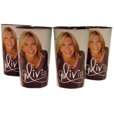Olivia Newton John Stadium Cup Set