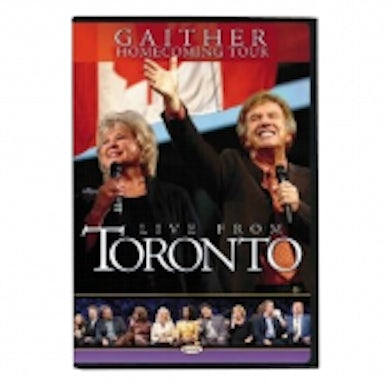 Guy Penrod Gaither Homecoming Live From Toronto- DVD