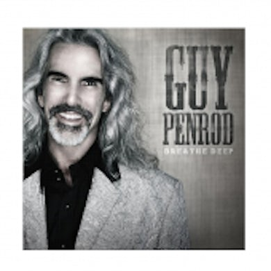 Guy Penrod CD- Breathe Deep