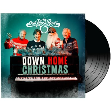 Vinyl- Down Home Christmas