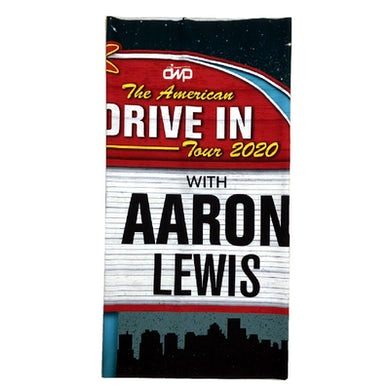 Aaron Lewis The American Drive In Neck Tube