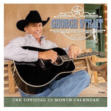 George Strait 2021 Calendar