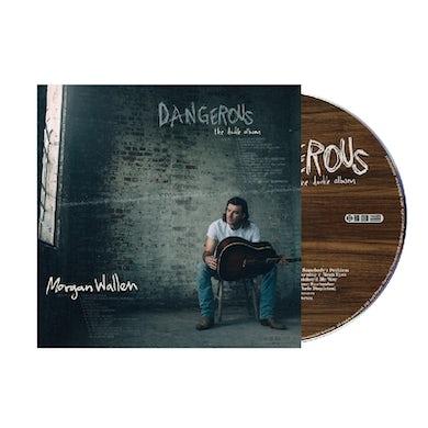 Morgan Wallen Double CD- Dangerous