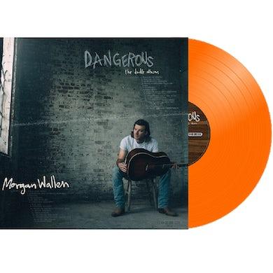 Exclusive Limited Edition ORANGE Vinyl- Dangerous