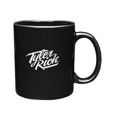 Tyler Rich Black Coffee Mug