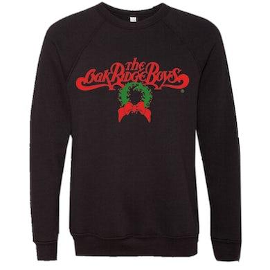 The Oak Ridge Boys Black Christmas Sweatshirt