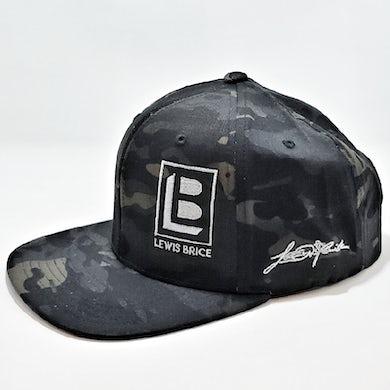 Lewis Brice Camo Hat