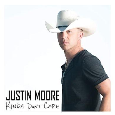 Justin Moore CD- Kinda Don't Care