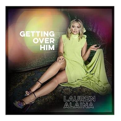 Lauren Alaina Getting Over Him EP CD