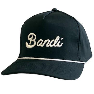 Chris Bandi Black Rope Cap