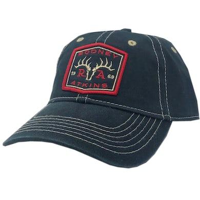 Rodney Atkins Black Ballcap