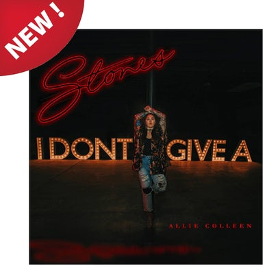 Allie Colleen CD- Stones Debut Album