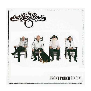 The Oak Ridge Boys Cd- Front Porch Singin'-Pre-Order