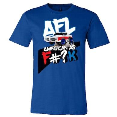 American As F#?K Royal Tee