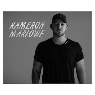 Kameron Marlowe SIGNED 8x10