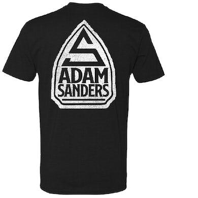 Adam Sanders Black Arrowhead Tee