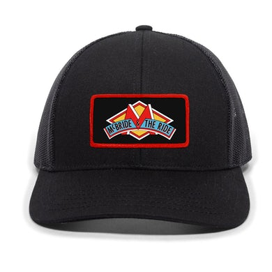 McBride and the Ride Color Patch Black Ballcap