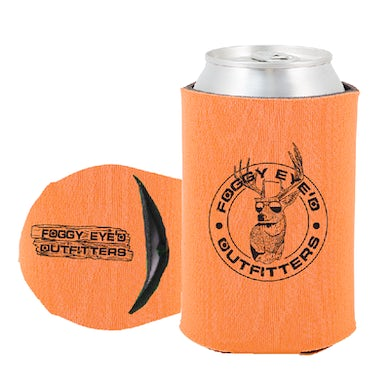Foggy Eye'D Outfitters Orange Coolie