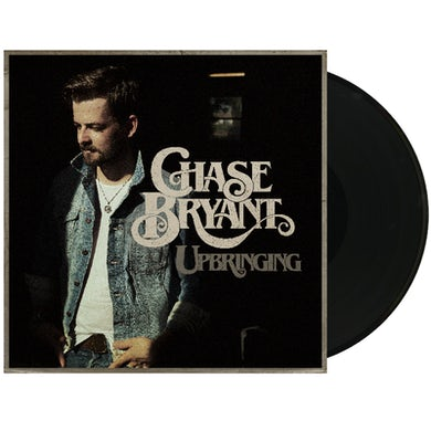 Chase Bryant VINYL- Upbringing