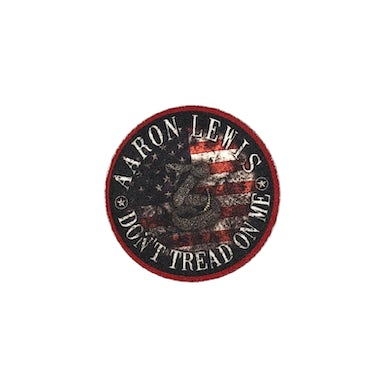 Aaron Lewis Patch