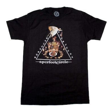 A Perfect Circle T Shirt | A Perfect Circle Surrender to Gravity T-Shirt