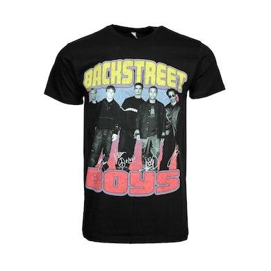 T Shirt   Backstreet Boys Vintage Destroyed T-Shirt