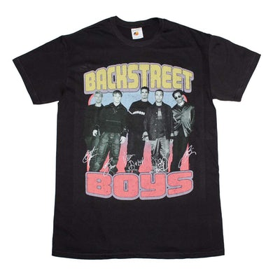 T Shirt | Backstreet Boys Vintage Destroyed T-Shirt
