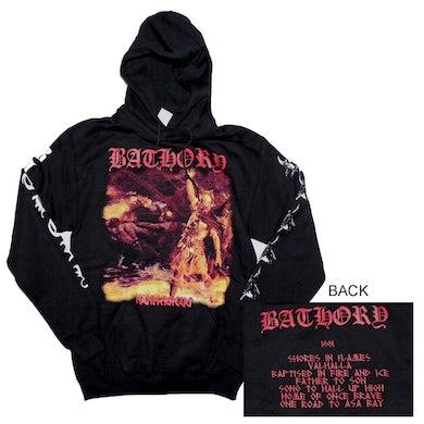 Bathory Hammerheart Hoodie Sweatshirt