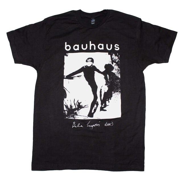 Bauhaus T Shirt   Bauhaus Bela Lugosi's Dead T-Shirt